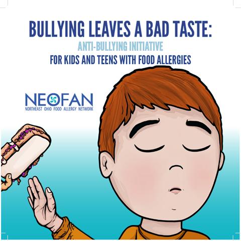 bullying leaves a bad taste